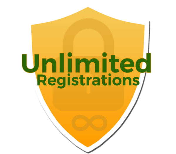 Unlimited script registration